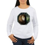 King of the Jungle Women's Long Sleeve T-Shirt