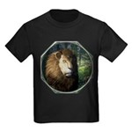 King of the Jungle Kids Dark T-Shirt