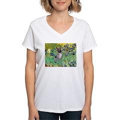 Irises-Am.Hairless T Shirt