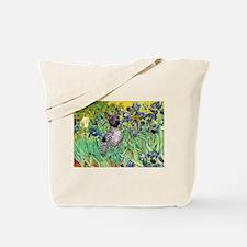 Irises-Am.Hairless T Tote Bag