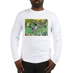 Irises-Am.Hairless T Long Sleeve T-Shirt