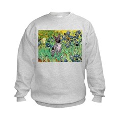 Irises-Am.Hairless T Sweatshirt
