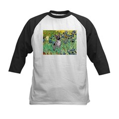 Irises-Am.Hairless T Tee