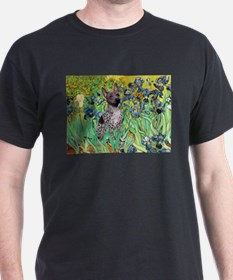 Irises-Am.Hairless T T-Shirt