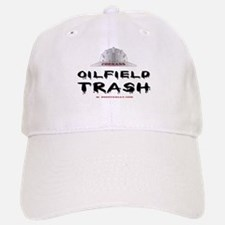 Coonass Oilfield trash Baseball Baseball Cap