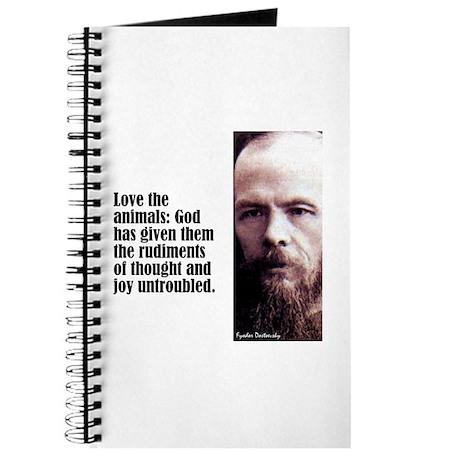 "Dostoevsky ""Animals"" Journal"