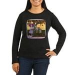 Little Bo-Peep Women's Long Sleeve Dark T-Shirt