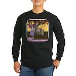 Little Bo-Peep Long Sleeve Dark T-Shirt