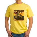 Little Bo-Peep Yellow T-Shirt