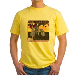 Little Bo-Peep Yellow T-Shirt