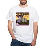 Little Bo-Peep White T-Shirt