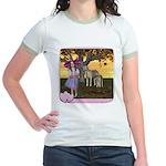 Little Bo-Peep Jr. Ringer T-Shirt