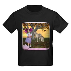 Little Bo-Peep Kids Dark T-Shirt