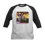 Little Bo-Peep Kids Baseball Jersey
