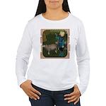 LLB - Blow Your Horn! Women's Long Sleeve T-Shirt