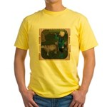 LLB - Blow Your Horn! Yellow T-Shirt