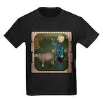 LLB - Blow Your Horn! Kids Dark T-Shirt