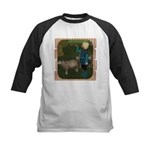 LLB - Blow Your Horn! Kids Baseball Jersey