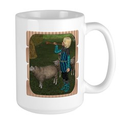 LLB - Blow Your Horn! Mug
