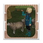 LLB - Blow Your Horn! Tile Coaster