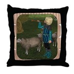 LLB - Blow Your Horn! Throw Pillow