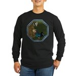 LBB - Asleep in the Hay! Long Sleeve Dark T-Shirt
