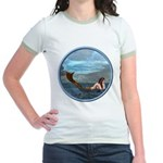 The Little Mermaid Jr. Ringer T-Shirt