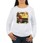 Little Miss Muffet Women's Long Sleeve T-Shirt