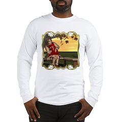 Little Miss Muffet Long Sleeve T-Shirt