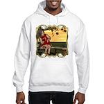 Little Miss Muffet Hooded Sweatshirt
