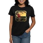Little Miss Muffet Women's Dark T-Shirt