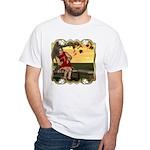Little Miss Muffet White T-Shirt