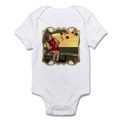 Little Miss Muffet Infant Bodysuit