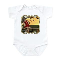 Little Miss Muffet Infant Bodysuit