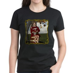Little Miss Tucket Women's Dark T-Shirt