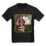 Little Miss Tucket Kids Dark T-Shirt