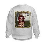 Little Miss Tucket Kids Sweatshirt