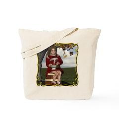 Little Miss Tucket Tote Bag