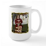 Little Miss Tucket Large Mug
