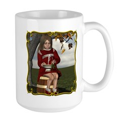 Little Miss Tucket Mug