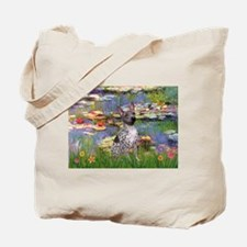 Lilies2-Am.Hairless T Tote Bag