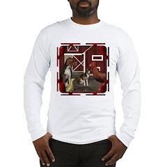 The Little Red Hen Long Sleeve T-Shirt