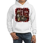 The Little Red Hen Hooded Sweatshirt