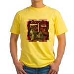 The Little Red Hen Yellow T-Shirt