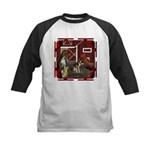 The Little Red Hen Kids Baseball Jersey