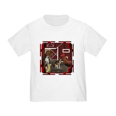 The Little Red Hen T