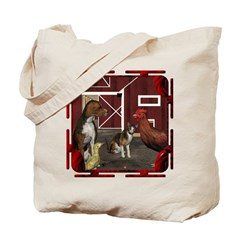 The Little Red Hen Tote Bag