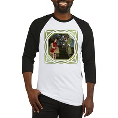 LRR - In the Forest Baseball Jersey