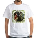 LRR - In the Forest White T-Shirt