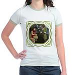 LRR - In the Forest Jr. Ringer T-Shirt